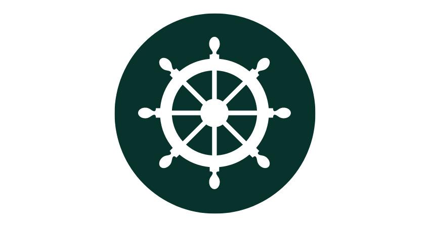 Jūras mobilo sakaru dienesta ikona