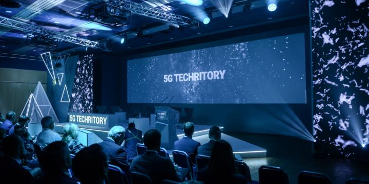 """Izsludinātsviensno nozīmīgākajiem 5G tehnoloģiju pasākumiem – 3. Baltijas jūras reģiona ekosistēmas foruma """"5G Techritory"""", ko organizē VAS Elektroniskie sakari."""